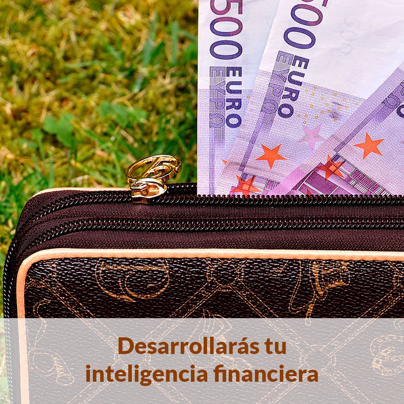 Desarrolla tu Inteligencia Financiera