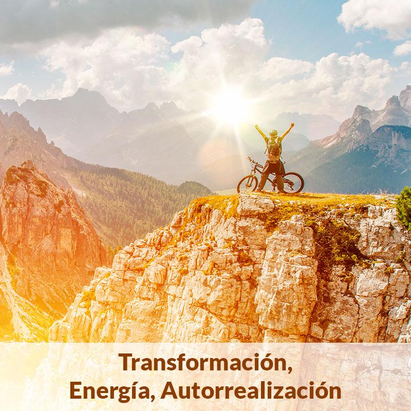 Transformación, Energía, Autorrealización